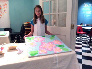 Talented Young Artist! 9/20/14