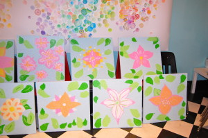 Beautiful and Tranquil Tiles 9/21/14